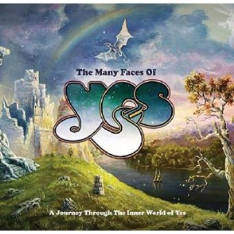 The Many Faces of Yes (3CD)