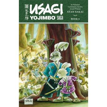 The Usagi Yojimbo Saga Vol 4
