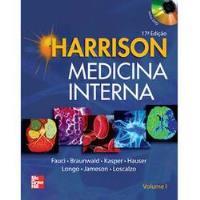 Harrison Medicina Interna Volume 1 (17ª Ed.)