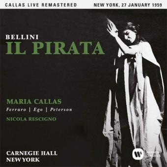 Bellini: Il Pirata - 2CD