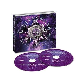 The Purple Tour Live - CD + DVD
