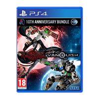 Bayonetta & Vanquish 10th Anniversary Edition - PS4