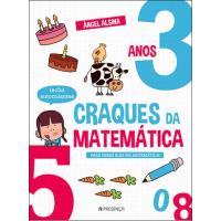 Craques da Matemática: 3 Anos