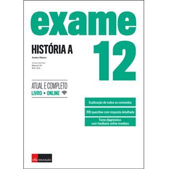 Exame Prova Final - História A 12º Ano