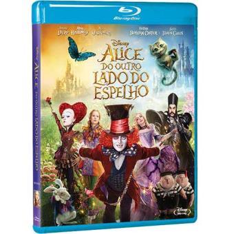 Alice do Outro Lado do Espelho