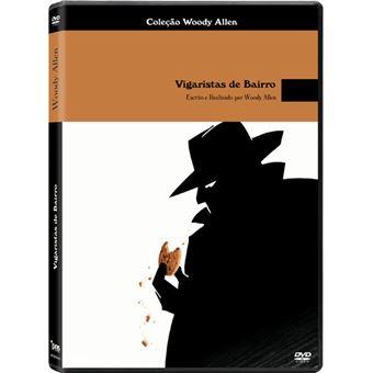 Vigaristas de Bairro - DVD