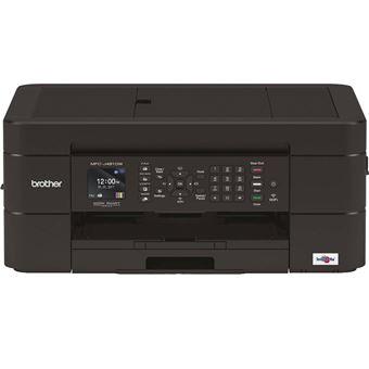 Impressora Multifunções Brother Wi-Fi MFC-J491DW