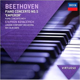 Beethoven | Piano Concertos Nº 4 & 5