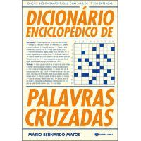 Dicionário Enciclopédico de Palavras Cruzadas