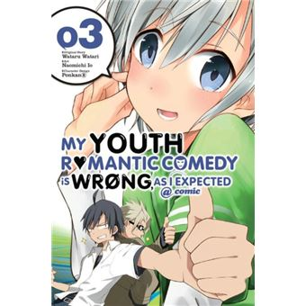 My Youth Romantic Comedy is Wrong, As I Expected @ comic - Volume 3