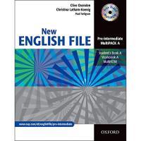 New English File - Pre-intermediate  - Multipack A