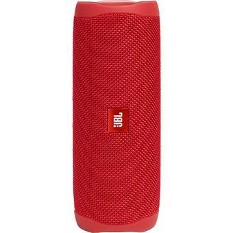 Coluna Bluetooth JBL Flip 5 - Vermelho