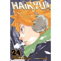 Haikyu!! - Book 24
