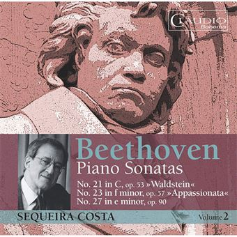 Beethoven: Piano Sonatas Vol 2 - CD