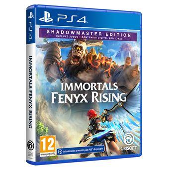 Immortals: Fenyx Rising Shadow Master Edition - PS4