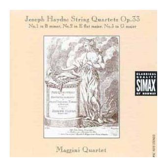 String Quartets Op.33 Nos