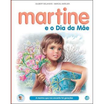 Martine e o Dia da Mãe