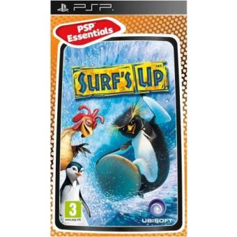 Surf's Up Essentials PSP