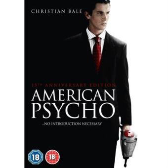 AMERICAN PSYCHO (DVD) (IMP)