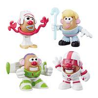 Mini Figuras Mr Potato Head - Toy Story 4 - Hasbro - Envio Aleatório