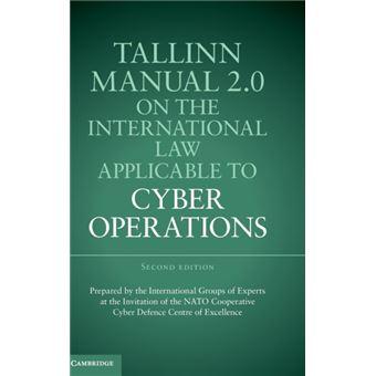 Tallinn manual 2.0 on the internati
