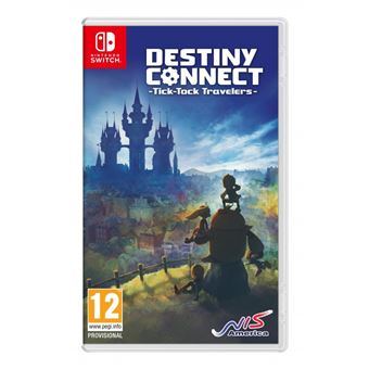 Destiny Connect: Tick-Tock Travelers - Nintendo Switch