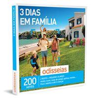 Odisseias 2020 - 3 Dias em Família
