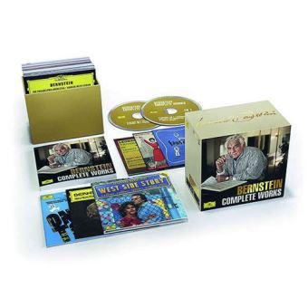 Bernstein: The Complete Works - 26CD + 3DVD