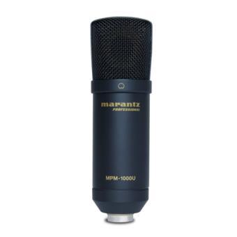 Microfone de Diafragma Largo MPM-1000U