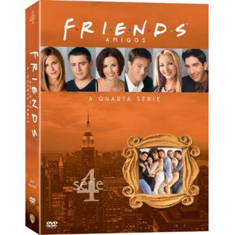 Friends: Amigos - 4ª Temporada