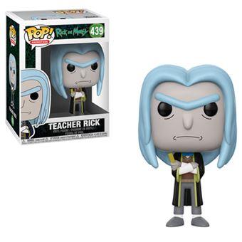Funko Pop! Rick & Morty: Teacher Rick - 439