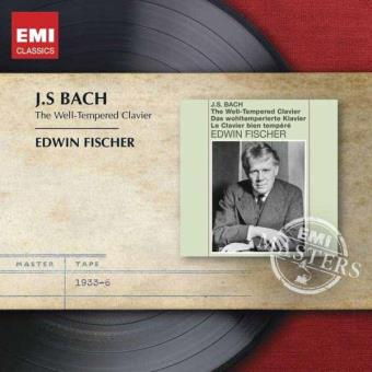 Bach   The Well-Tempered Clavier, Books 1 & 2 (3CD)