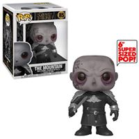Funko Pop! Game of Thrones: The Mountain Unmasked - 85