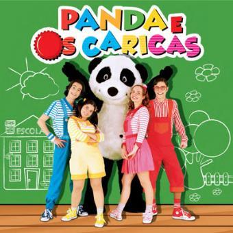 Panda e os Caricas - Reedição (CD)