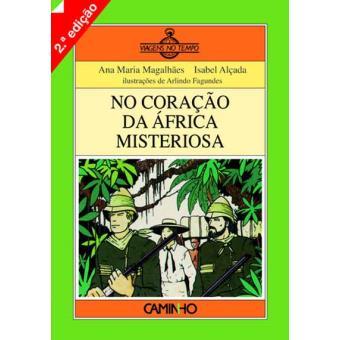 No Coração da África Misteriosa
