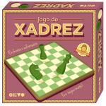 Jogo de Xadrez em Madeira - Olivo