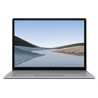 Computador Portátil Microsoft Surface Laptop 3 15'' - Platina - AMD Ryzen Surface Edition | 256GB | 8GB