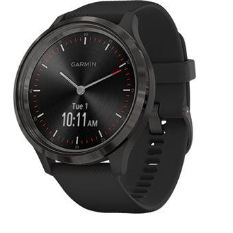Relógio Desportivo Garmin Vivomove 3S - Preto