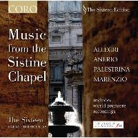 Music From The Sistine Ch