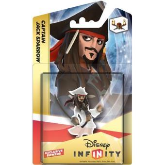 Disney Infinity - Figura Cristal: Jack Sparrow