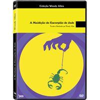 A Maldição do Escorpião de Jade - DVD