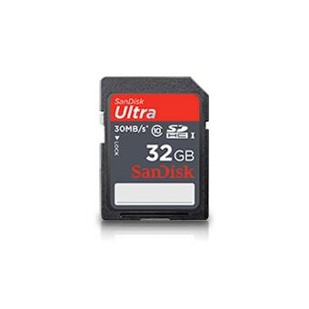 Sandisk SDHC Ultra 32GB