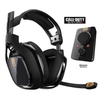 Auscultadores Astro A40 TR + MixAmp TR Preto (Call of Duty: Black Ops III) PS4