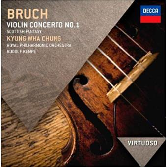 Bruch | Violin Concerto Nº1 & Scottish  Fantasie