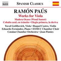 Ramon paus- viola works