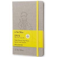 Moleskine: Agenda Semanal Le Petit Prince 18 Meses Grande 2015/2016