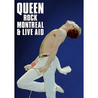 Queen: Rock Montreal + Live Aid (Special Deluxe Edition)