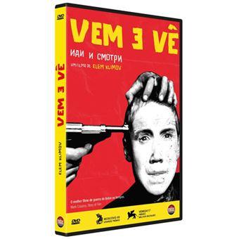 Vem e Vê - DVD