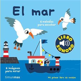El mar-mi primer libro de sonidos