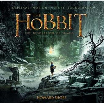 BSO The Hobbit - The Desolation of Smaug (2CD)